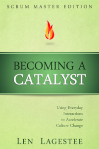 Becoming a Catalyst