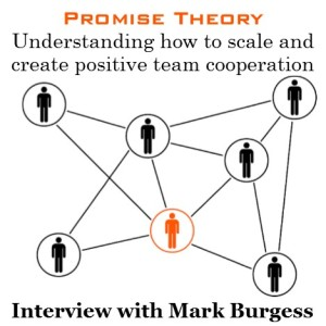 Using Promise theory to scale teams and create team cooperation