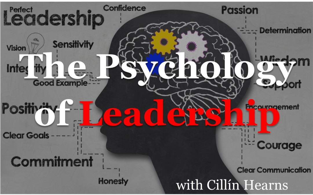 MBA036: Psychology of Leadership – Interview with Cillín Hearns