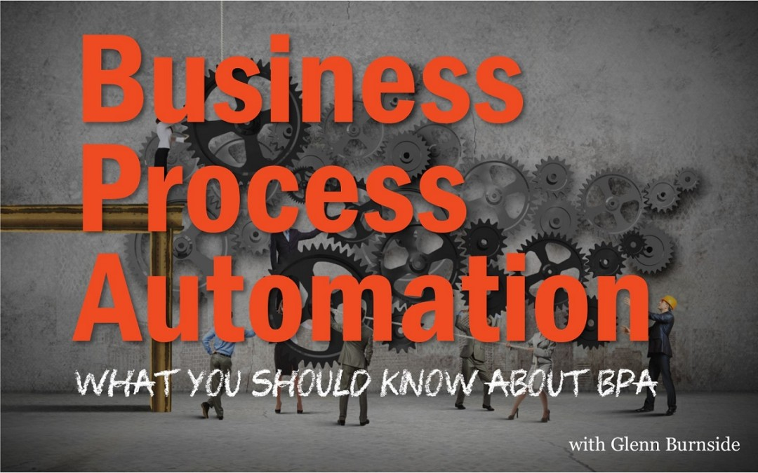 MBA044: Business Process Automation