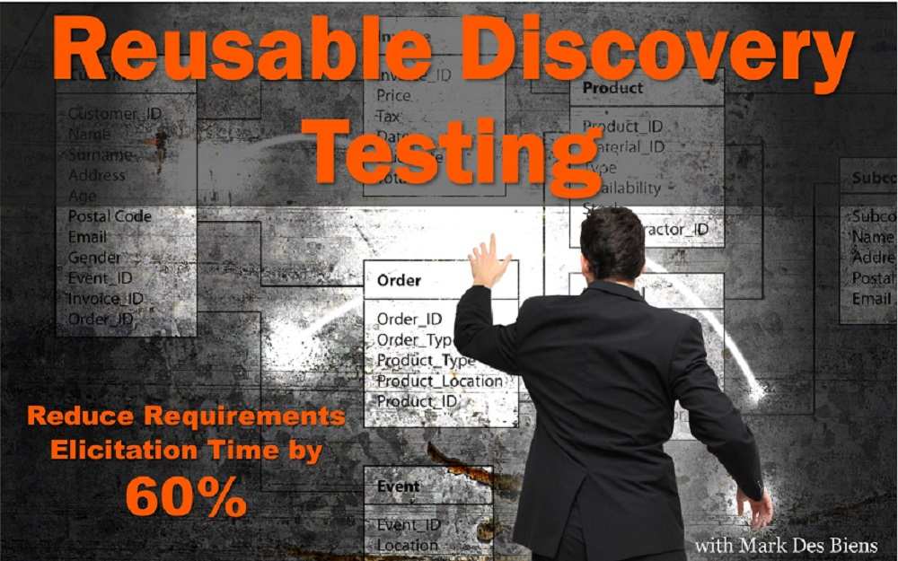 Reusable discovery testing