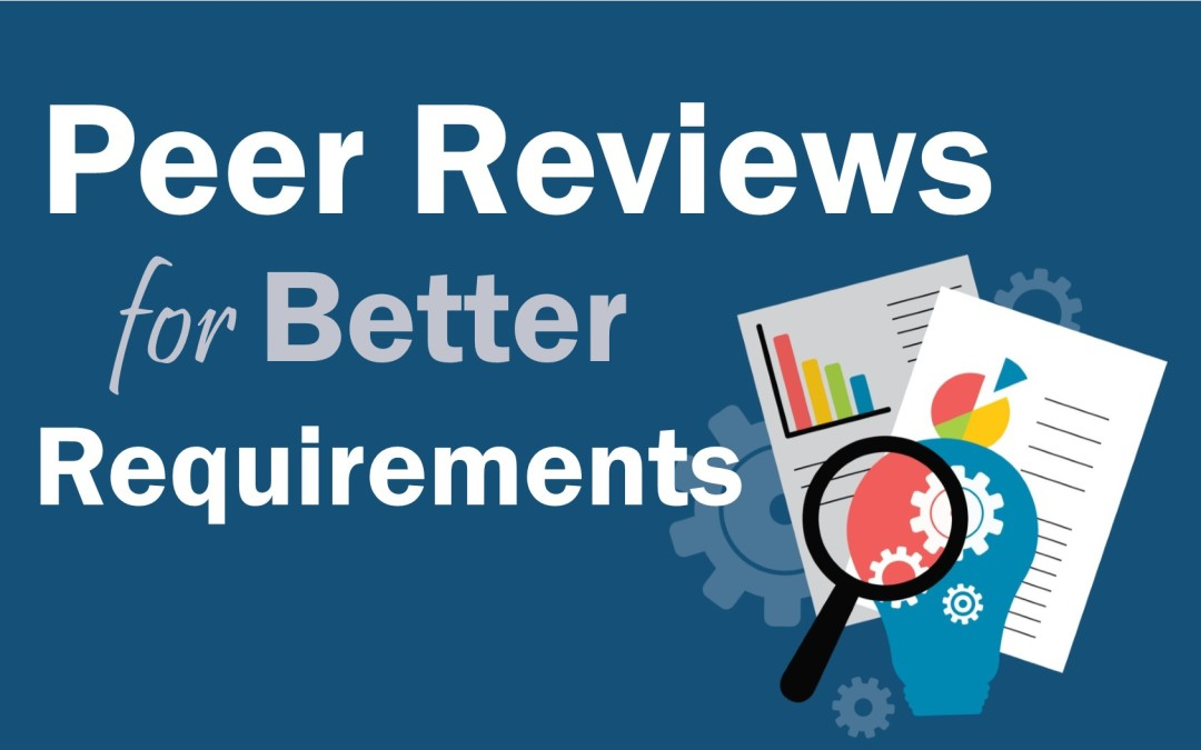 MBA062: Peer Reviews for Better Requirements