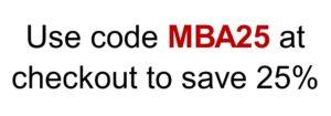 Use code MBA25