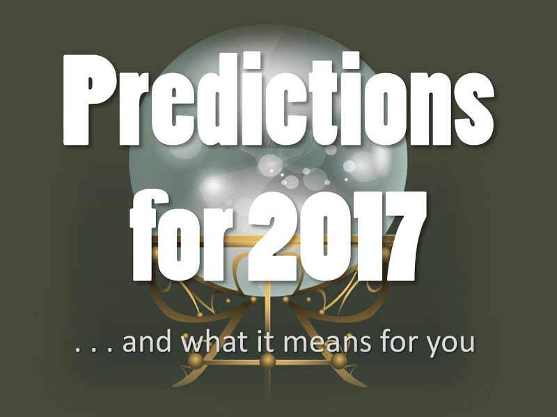 MBA104: Predictions for 2017