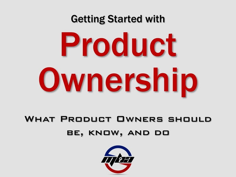 Getting Started with Product Ownership