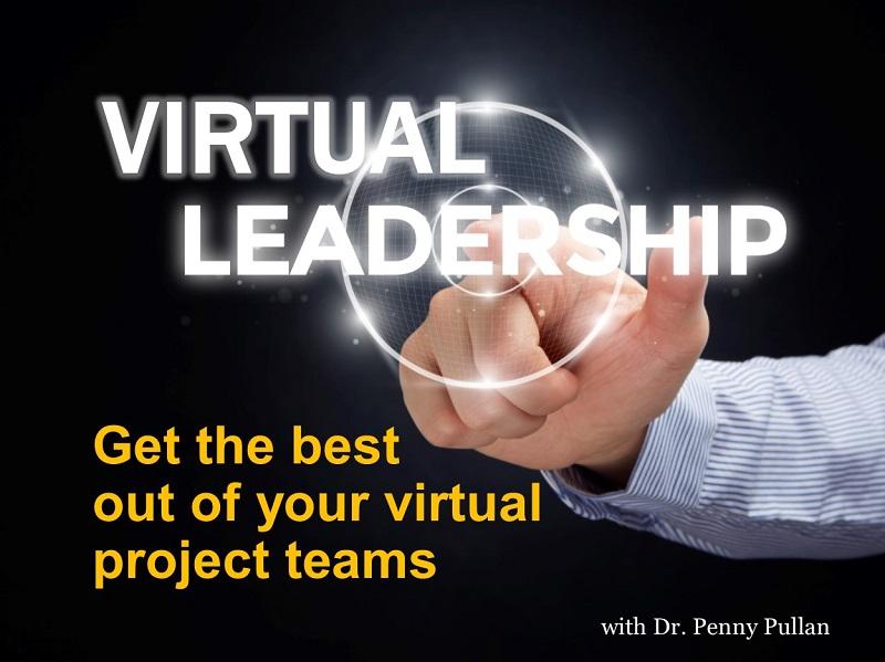 MBA118: Virtual Leadership