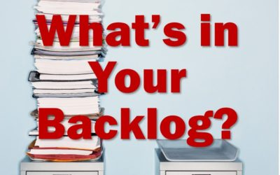 MBA119: What's in Your Backlog?