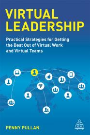 Penny Pullan's book, Virtual Leadership