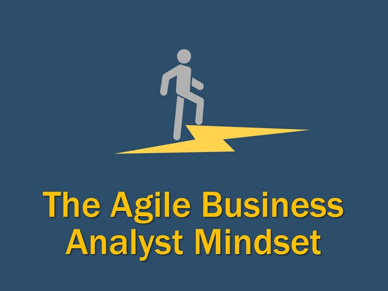 Lightning Cast: The Agile Business Analyst Mindset