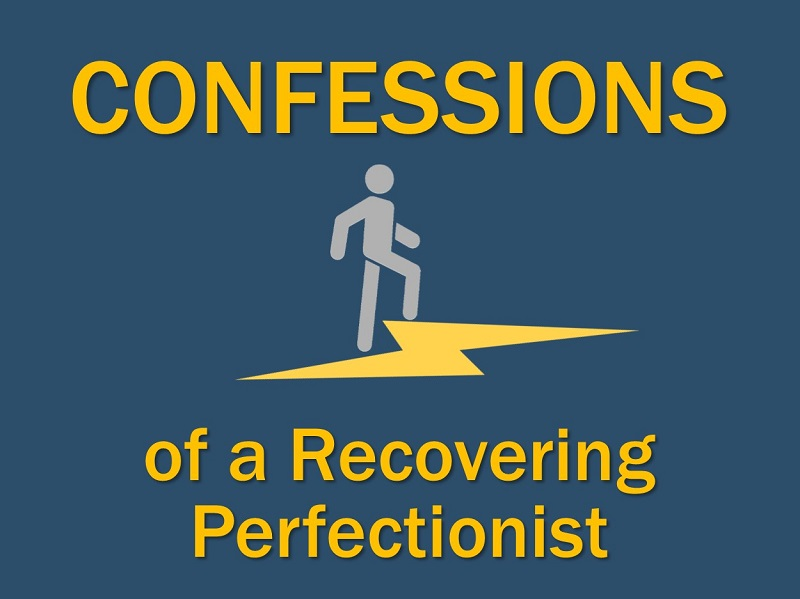 Lightning Cast: Confessions of a Recovering Perfectionist