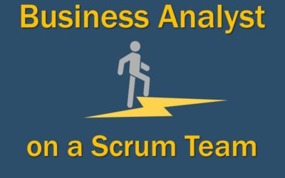 Lightning Cast: BA on a Scrum Team