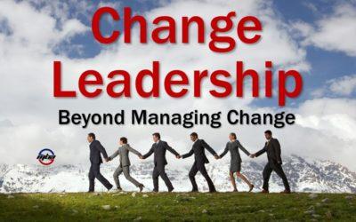 MBA154: Change Leadership