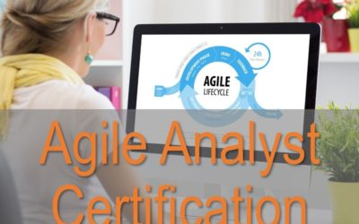 MBA164: The Agile Analysis Certification