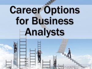 Career Options for Business Analysts