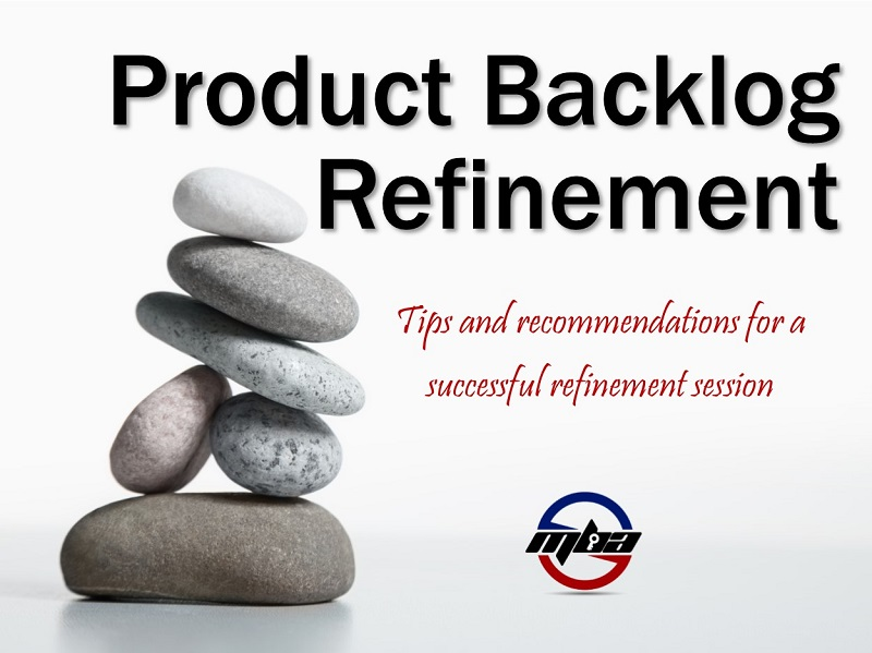 MBA177: Product Backlog Refinement