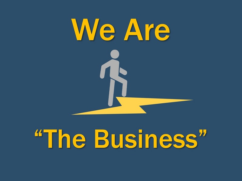 Lightning Cast: We Are the Business
