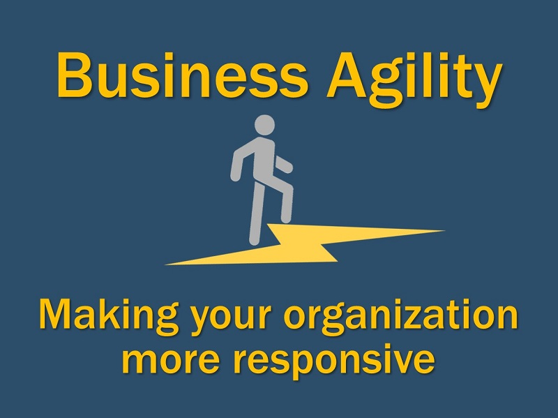 Lightning Cast: Business Agility