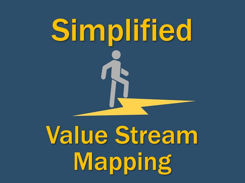Simplified Value Stream Mapping