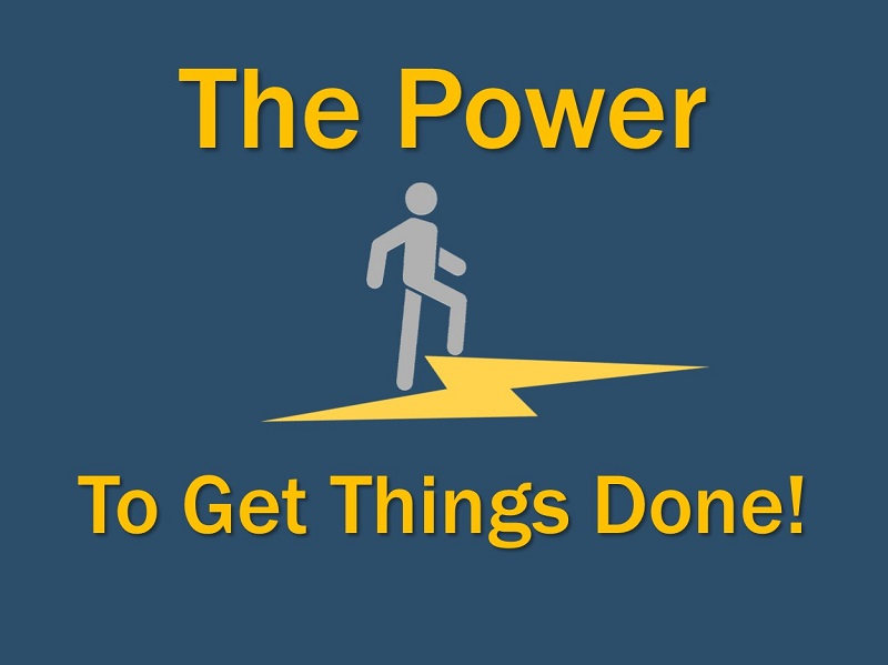 Lightning Cast: The Power to Get Things Done