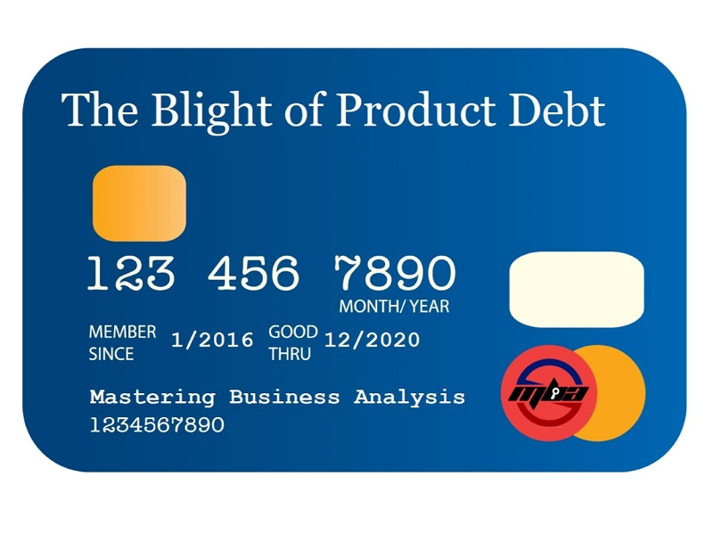 MBA192: The Blight of Product Debt