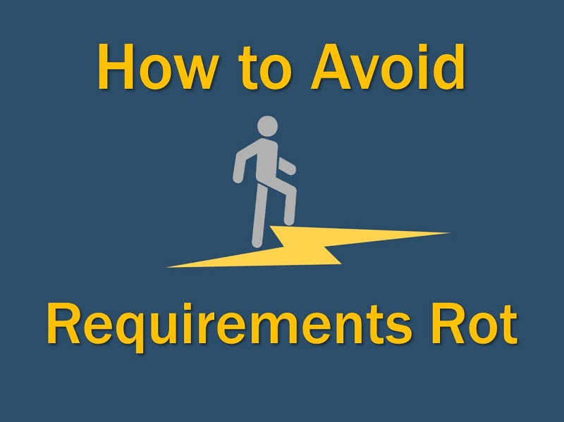 Requirements Rot
