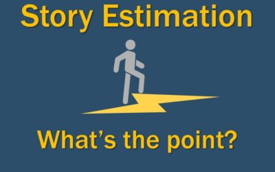 Lightning Cast: Story Estimation – What's the Point?