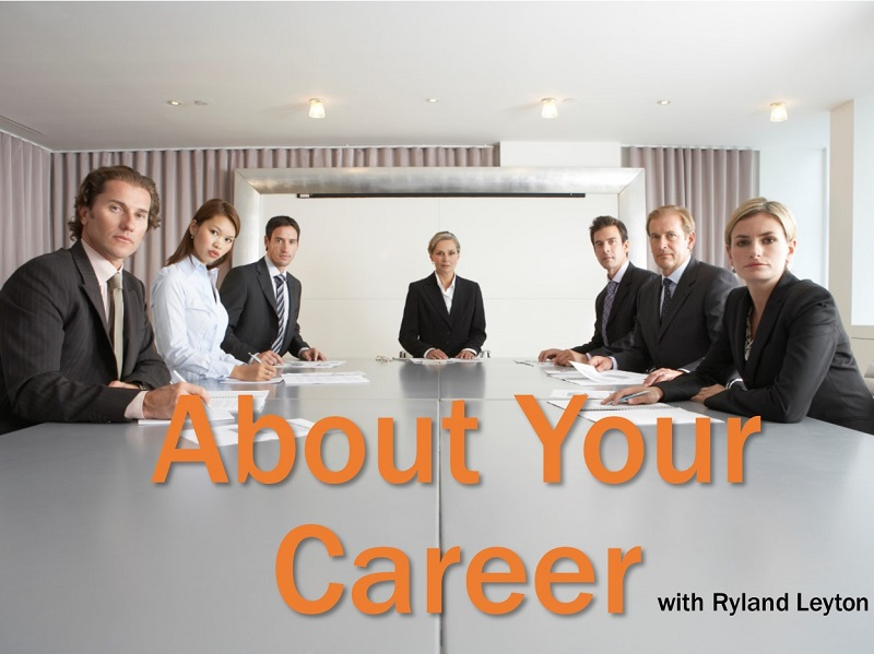 About Your Career