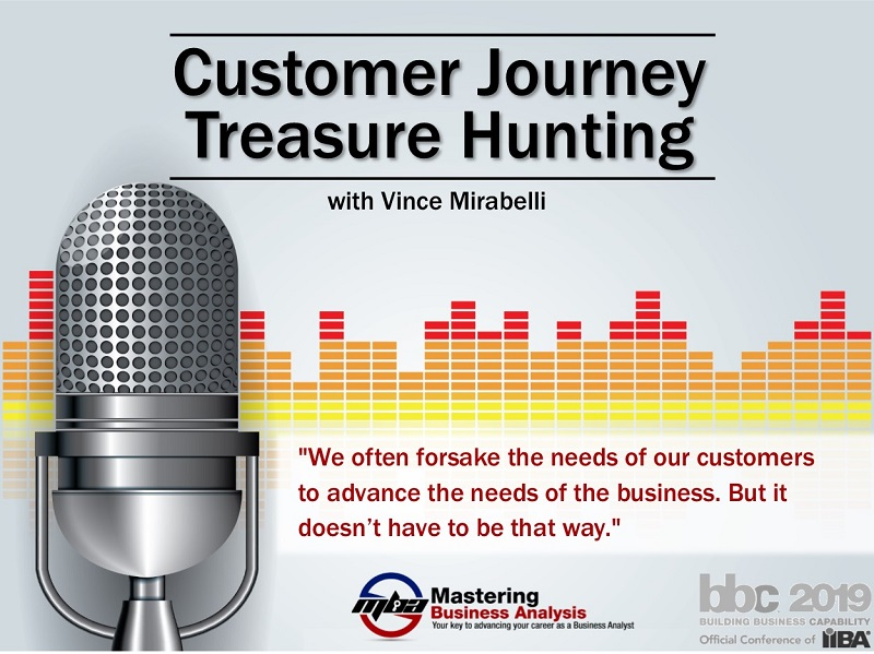 MBA196: Customer Journey Treasure Hunting