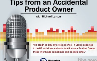 MBA201: Tips From an Accidental Product Owner