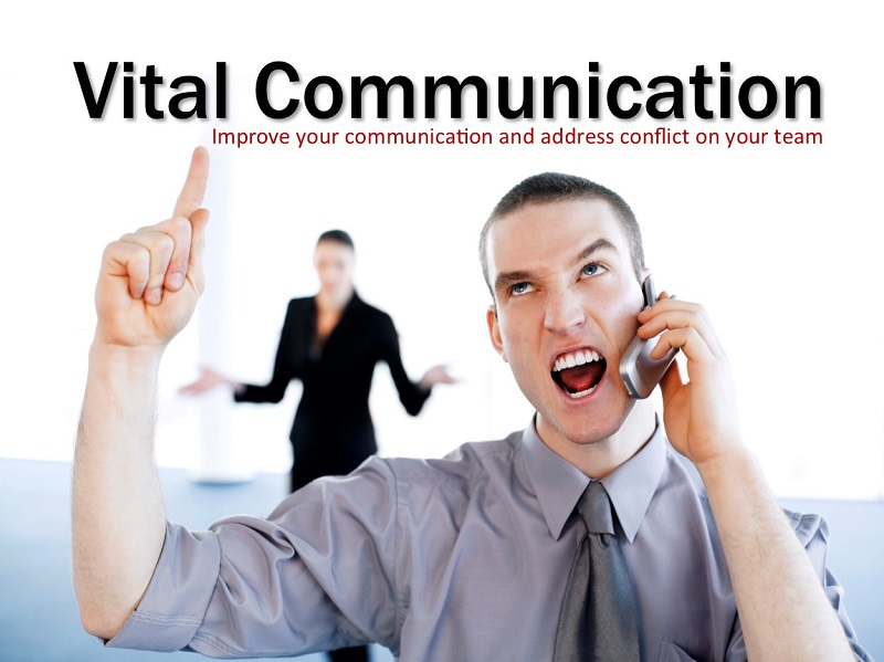 MBA210: Vital Communication