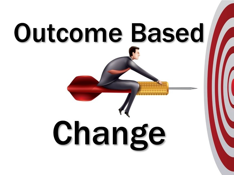 Outcome Based Change
