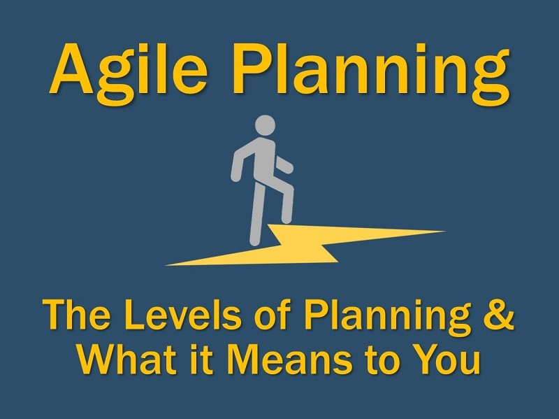 Agile Planning and what it means to you